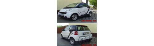 0865 MERCEDES SMART FORTWO 07-